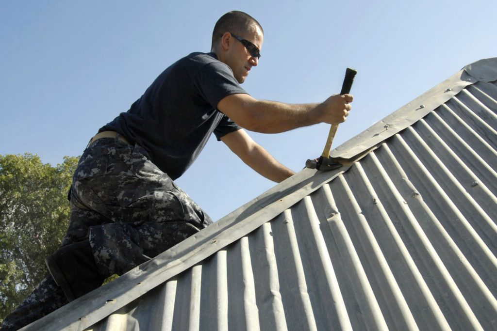 Danger of DIY roofing projects