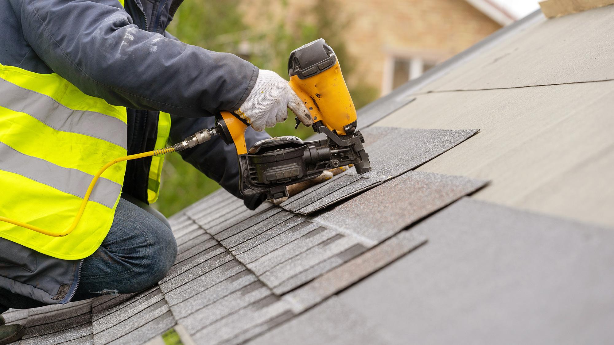 repair vs replace roof