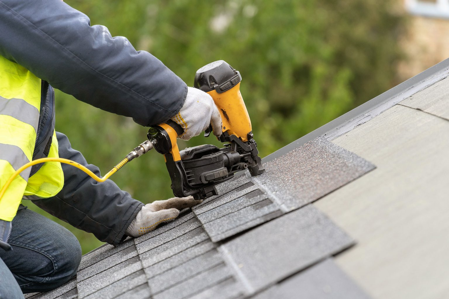 your roof and home value